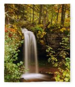 Scott Falls Fleece Blanket