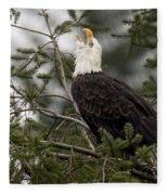 Screamin Eagle Fleece Blanket