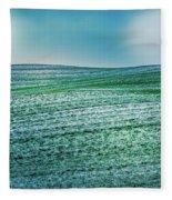 Screen Saver Fleece Blanket
