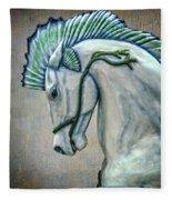 Sea Horse Fleece Blanket