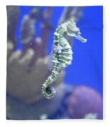 Sea Horse Fleece Blanket
