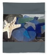 Sea Jewels Fleece Blanket