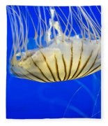 Sea Nettle Fleece Blanket