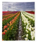 Sea Of Color Fleece Blanket