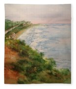 Sea Of Dreams Fleece Blanket