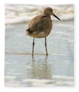 Sea Shore Stroller Fleece Blanket