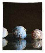 Sea Snails Fleece Blanket