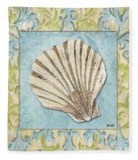 Sea Spa Bath 1 Fleece Blanket
