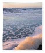 Seafoam Fleece Blanket