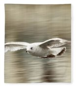 Seagull Glide Fleece Blanket