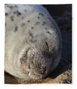 Seal Dream Fleece Blanket