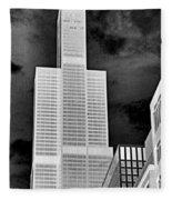 Sears Tower Fleece Blanket