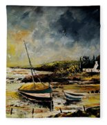 Seascape 452654 Fleece Blanket