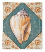 Seashells-jp3620 Fleece Blanket