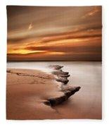 Seashore Wonders Fleece Blanket