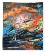 Seastorm Fleece Blanket