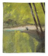 Secret Cove Fleece Blanket