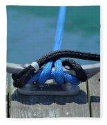Secure In Port Fleece Blanket