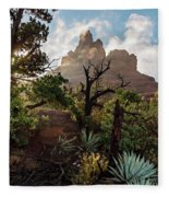 Sed Misc 04-042 Bell Rock Fleece Blanket
