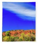 Sedona Fall Fleece Blanket