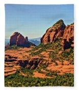 Sedona Misc 05-281p Fleece Blanket