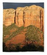 Sedona Sandstone Standout Fleece Blanket