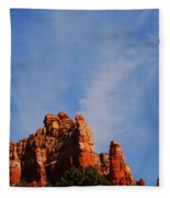 Sedona Sky Fleece Blanket