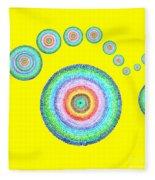 See Everything II Fleece Blanket