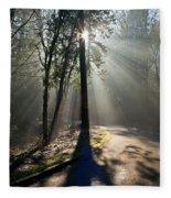 See The Light Fleece Blanket