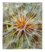 Seeds Fleece Blanket