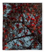 Seeing Red Fleece Blanket