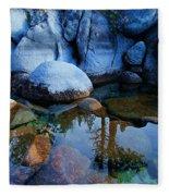 Sekani Rocks Tahoe Fleece Blanket
