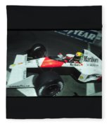Senna Into 9 Fleece Blanket