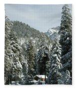 Sequoia National Park 7 Fleece Blanket