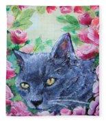 Serafina Fleece Blanket