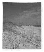Serene Lookout Fleece Blanket