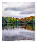 Serenity 3 Fleece Blanket