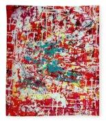 Series Net Joy Of Life Fleece Blanket