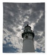 Seul Choix Lighthouse Fleece Blanket