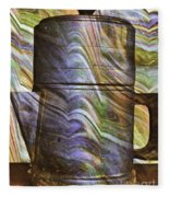 Seven Cups Fleece Blanket