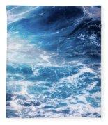 Seven Seas Fleece Blanket