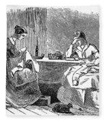 Sewing, 19th Century Fleece Blanket