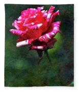 Sexy Rexy Rose Fleece Blanket