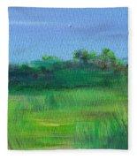 Shaded Meadow Fleece Blanket