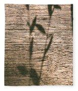 Shadow Fleece Blanket
