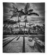 Shadow Waltz Fleece Blanket