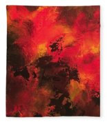 Shadows Fleece Blanket