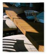Shadows Series-9 Fleece Blanket