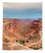 Shafer Canyon Fleece Blanket