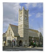 Shanklin United Reformed Church Fleece Blanket